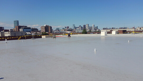 Commercial Roofing System in Worcester MA