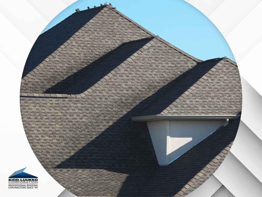 Causes of Granule Loss in Asphalt Roofs