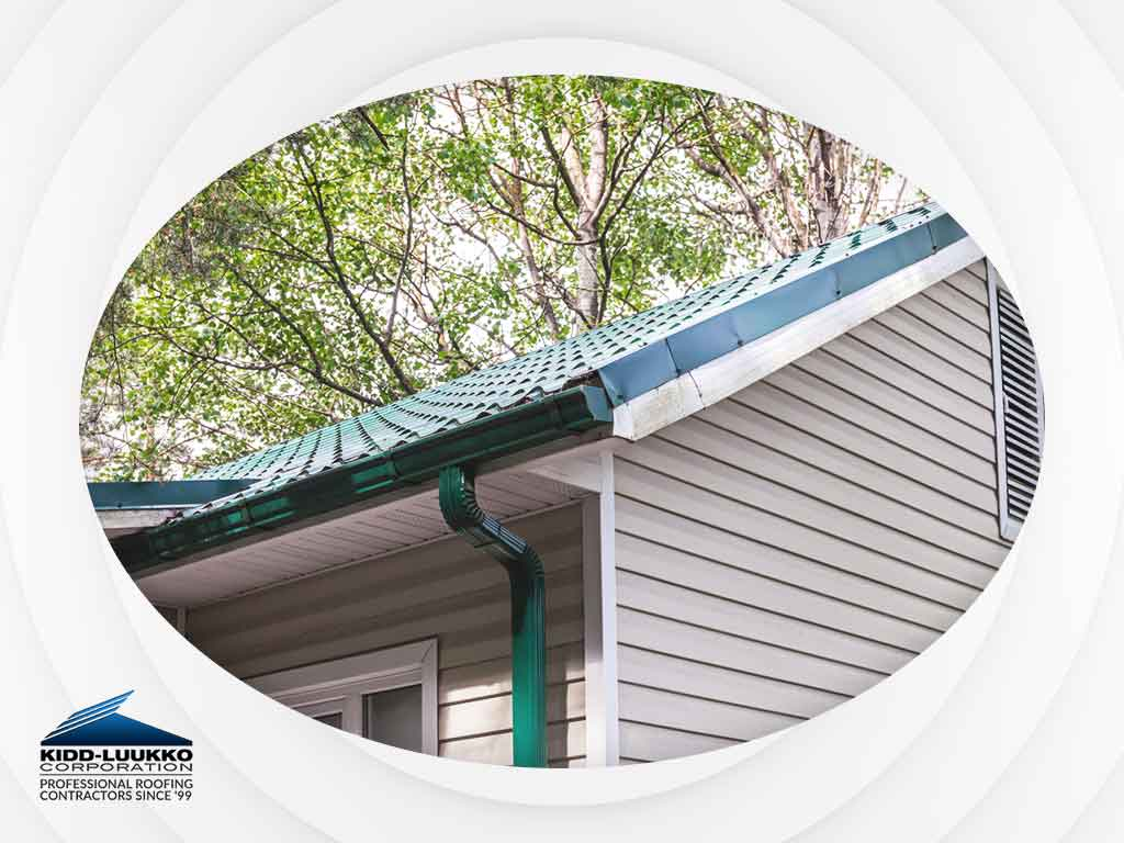 The Signs of Gutter Damage